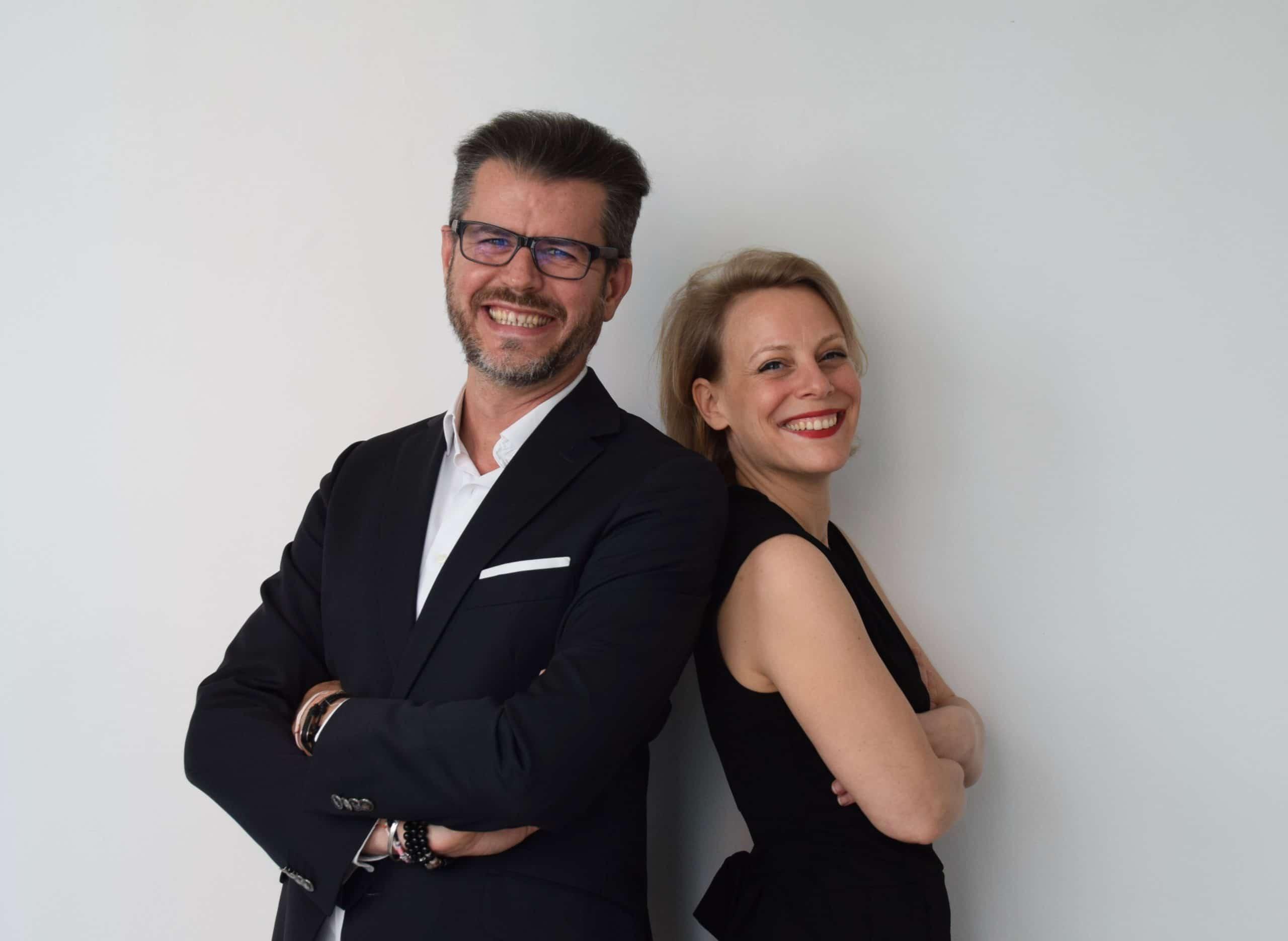 jean baptiste Niveau & Marie Servane Arnaud